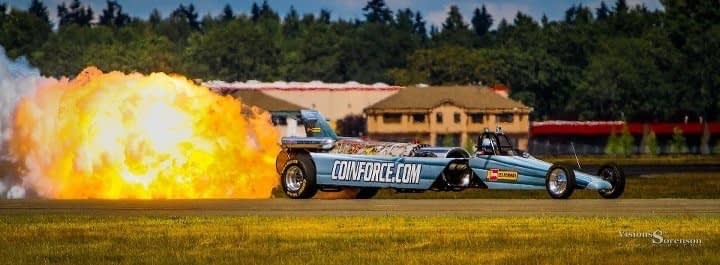 COINFORCE® JetCar